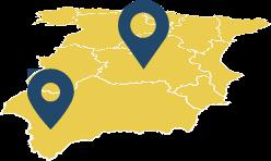 mapa demo